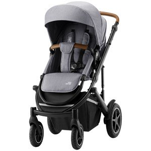 Britax Smile III Barnvagn Frost Grey Smile III Stroller Frost Grey