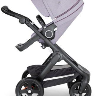 Stokke Trailz™ Terrängvagn, Brushed Lilac