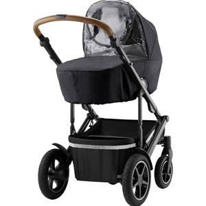 Britax Smile III Regnskydd till Liggdel Smile III Carrycot Raincover